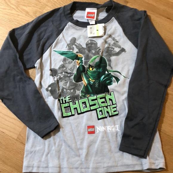 Lego Wear Boys Longsleeve T-Shirt